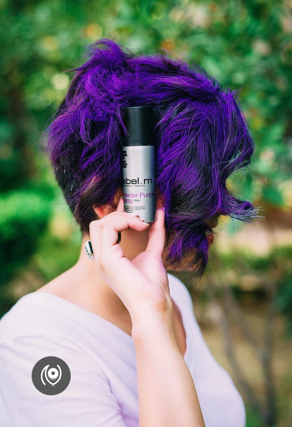#CoverUp 39, Delhi Summers & Purple Hair, #SelectCityWalk, Naina.co Luxury & Lifestyle, Photographer Storyteller, Blogger.