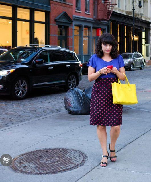 #EyesForStreetStyle #EyesForNewYork #REDHUxNYC #FujiFilm X100 Naina.co Luxury & Lifestyle, Photographer Storyteller, Blogger