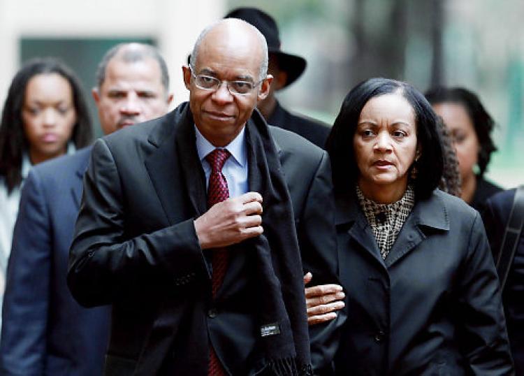 AISHA BUHARI SCANDAL: BIO / PROFILE OF JAILED WILLIAM JEFFERSON