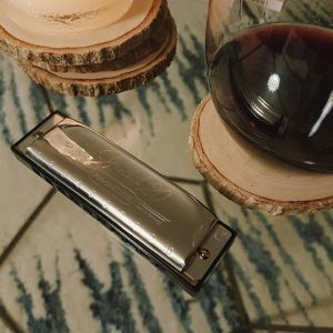 Wine and Harmonica