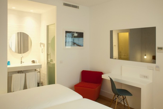 3 best hotel restaurants in madrid barrio de las letras - One shot hotels madrid ...
