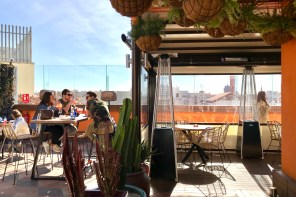 9 Low-key rooftop bars in Madrid to enjoy year round