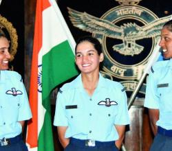 Indian Air Force Fighter Women