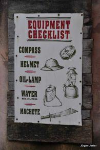 Equipment Checklist