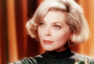 "Barbara Bain as Cinnamon Carter goes undercover as ""The Widow"" in CBS Entertainment's iconic series ""Mission: Impossible.""  Photo © CBS Entertainment.  All rights reserved. Used with Permission."