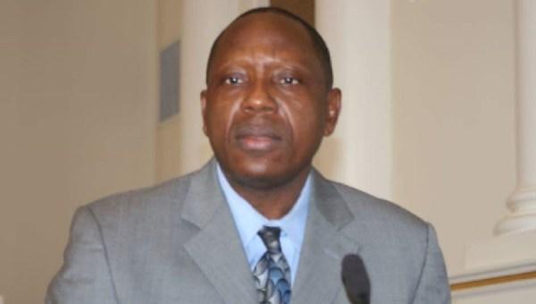 Moses D. Sandy serves as national president of ALJA
