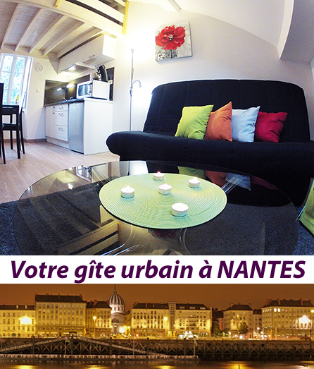 Appart h tel location d 39 appartements meubl s sur nantes for Location monte meuble nantes