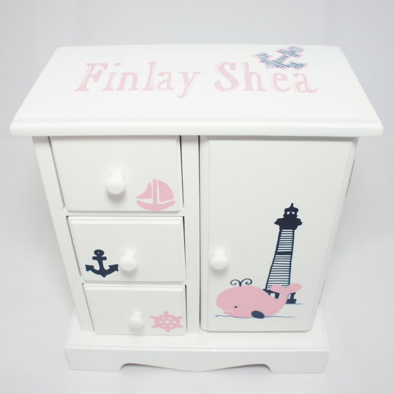 Large Of Personalized Jewelry Box
