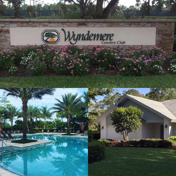 wyndemere homes for sale in naples fl