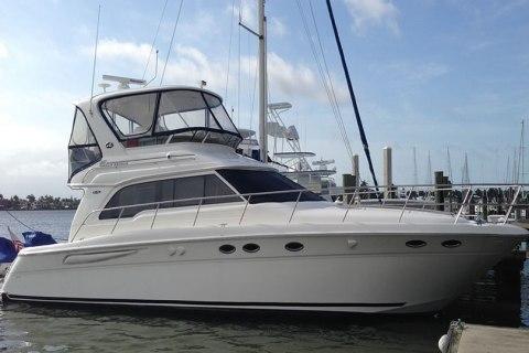 48′ Sea Ray Sedan