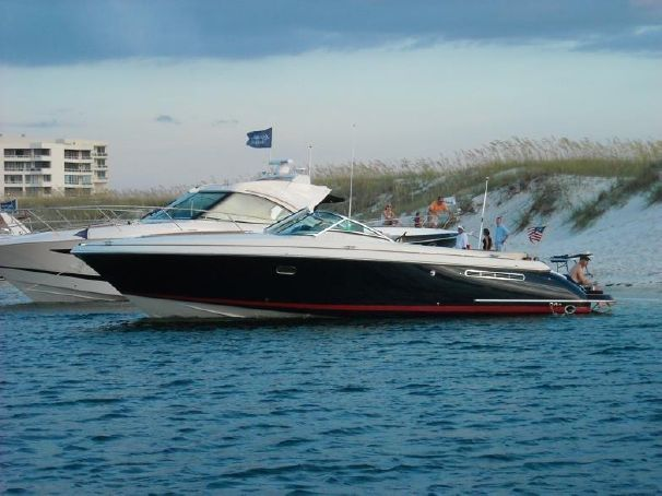 Chris Craft 36 Corsair 1