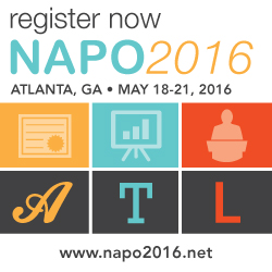 NAPO2016 Register Today