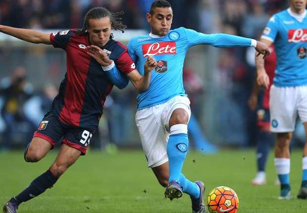 Genoa-Napoli lo streaming internet e la diretta TV