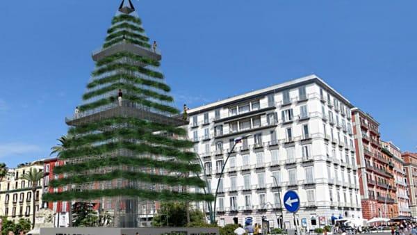 Un Natale 2016 a Napoli con meravigliosa sorpresa sul Lungomare Caracciolo