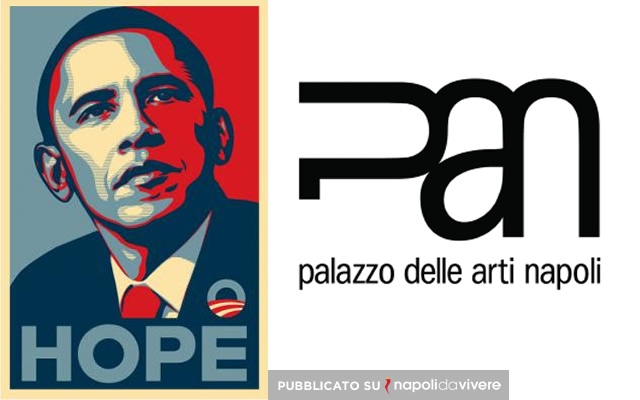 Street Art al Pan in mostra Shepard Fairey #OBEY