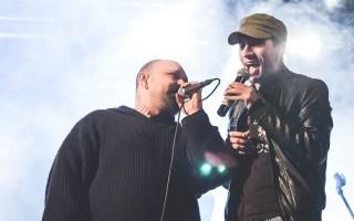 99 Posse in concerto al Parco dei Camaldoli