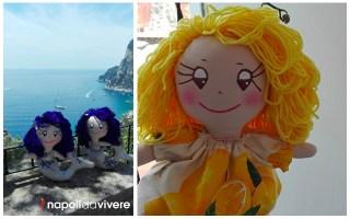 Capresine di Kari: le Bambole di Pezza di Capri