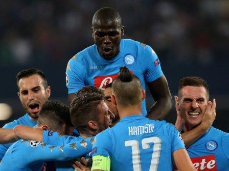 Champions, boato dei tifosi del Napoli registrato dai sismografi