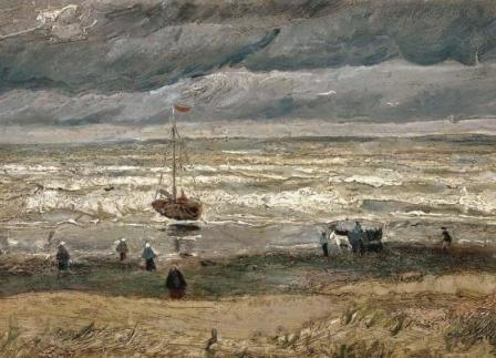 A Castellammare di Stabia nascosti due dipinto di Van Gogh