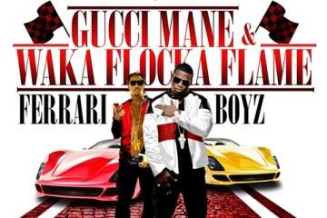 Ferrari Boyz (Front)