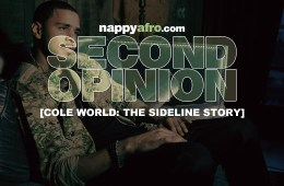 Second Opinion - Cole World (Front)