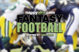 Fantasy Football 2011 (Week 9) (Front)