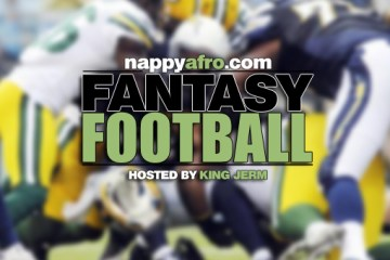 Fantasy Football 2011 (Week 9) (Front)