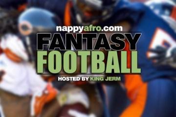 Fantasy Football 2011 (Round 1) (Front)