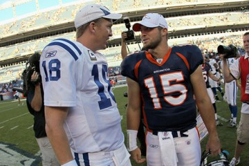 Manning & Tebow (Front)