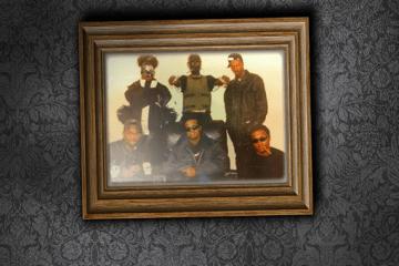Three 6 Mafia (Front)