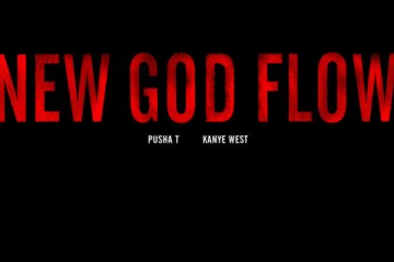 New God Flow (Front)