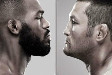 UFC 151 (Front)