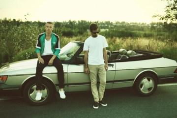 Macklemore & Ryan Lewis (Front)