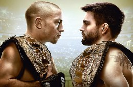 UFC 154 (Front)