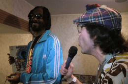 Snoop Lion (Front)