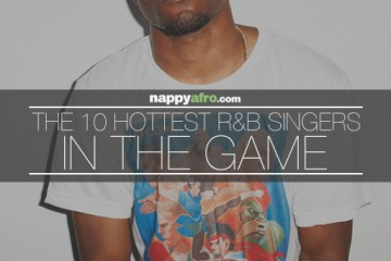 The 10 Hottest R&B (Front)