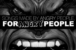 Angry People (Front)