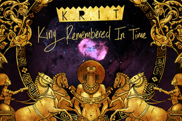 King Remembered In Time-Front