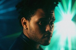 The Weeknd Front