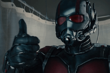 Ant-Man Front