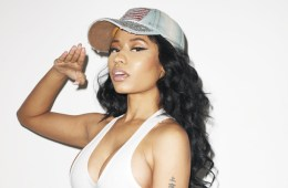 Nicki Minaj Photoshoot With Terry Richardson