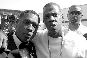 Jay Electronica Front