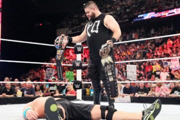 Owen vs Cena