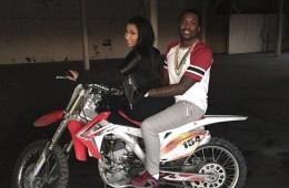 Nicki & Meek Bike