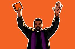Yeezy Gospel Front