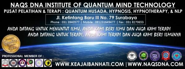 Pusat Pelatihan dan Terapi Quantum Husada, Hypnosis, Hypnotherapy, dan NLP