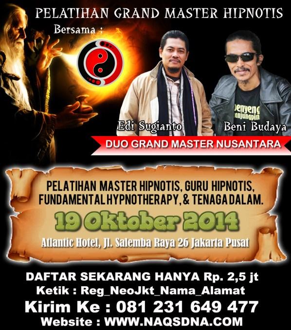 Guru Hipnotis Jakarta