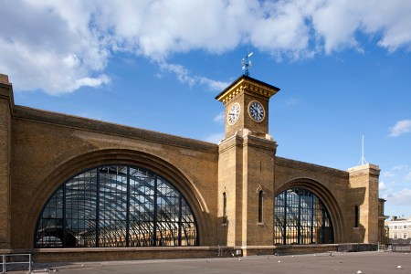 King's Cross Station Image
