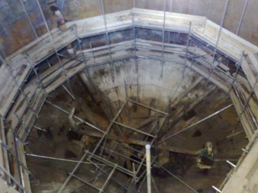 Nottingham Sewage Tank