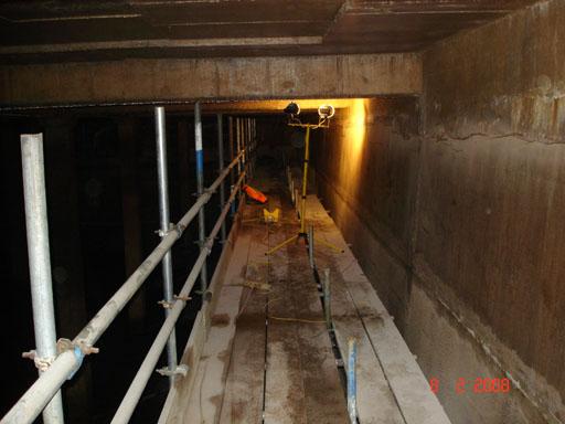 Nuneaton Sewage Tank